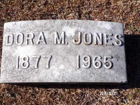 JONES, DORA M - Dallas County, Arkansas   DORA M JONES - Arkansas Gravestone Photos
