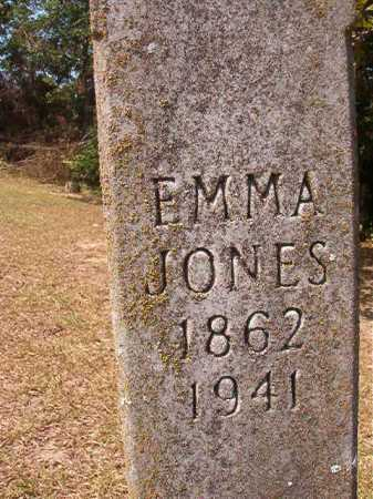 JONES, EMMA - Dallas County, Arkansas | EMMA JONES - Arkansas Gravestone Photos