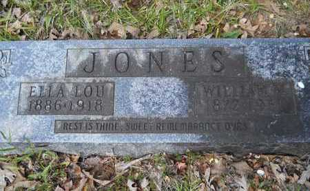 JONES, WILLIAM H - Dallas County, Arkansas | WILLIAM H JONES - Arkansas Gravestone Photos