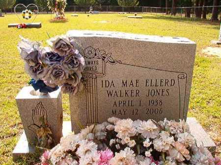 JONES, IDA MAE - Dallas County, Arkansas   IDA MAE JONES - Arkansas Gravestone Photos