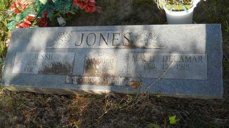 JONES, MAUD - Dallas County, Arkansas | MAUD JONES - Arkansas Gravestone Photos