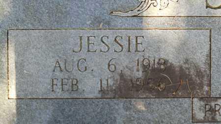 JONES, JESSIE (CLOSEUP) - Dallas County, Arkansas | JESSIE (CLOSEUP) JONES - Arkansas Gravestone Photos