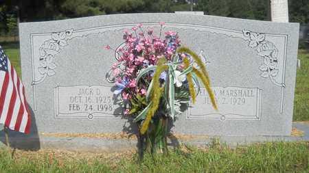 JONES, JACK D - Dallas County, Arkansas | JACK D JONES - Arkansas Gravestone Photos