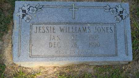 JONES, JESSIE - Dallas County, Arkansas | JESSIE JONES - Arkansas Gravestone Photos