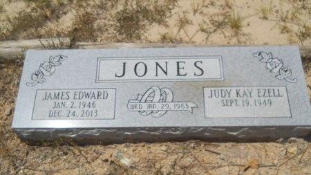 JONES, JAMES EDWARD (OBIT) - Dallas County, Arkansas | JAMES EDWARD (OBIT) JONES - Arkansas Gravestone Photos