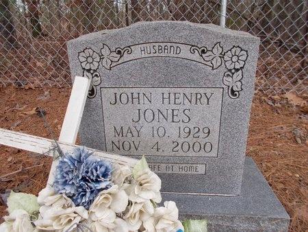 JONES, JOHN HENRY - Dallas County, Arkansas   JOHN HENRY JONES - Arkansas Gravestone Photos