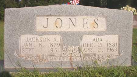 JONES, JACKSON A - Dallas County, Arkansas | JACKSON A JONES - Arkansas Gravestone Photos