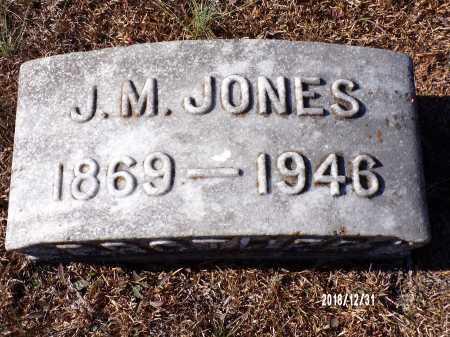 JONES, J M - Dallas County, Arkansas | J M JONES - Arkansas Gravestone Photos