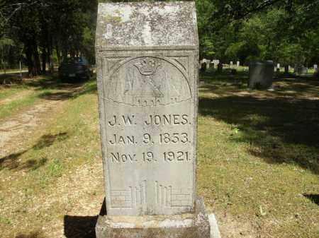 JONES, J W - Dallas County, Arkansas | J W JONES - Arkansas Gravestone Photos