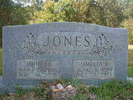 JONES, JOHN O - Dallas County, Arkansas | JOHN O JONES - Arkansas Gravestone Photos