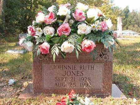 JONES, JOHNNIE RUTH - Dallas County, Arkansas | JOHNNIE RUTH JONES - Arkansas Gravestone Photos