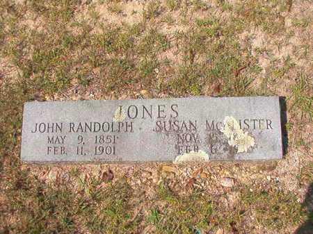JONES, JOHN RANDOLPH - Dallas County, Arkansas | JOHN RANDOLPH JONES - Arkansas Gravestone Photos
