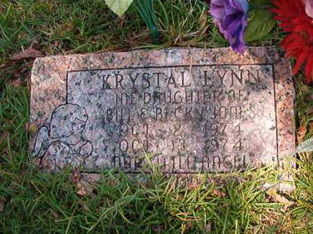 JONES, KRYSTAL LYNN - Dallas County, Arkansas | KRYSTAL LYNN JONES - Arkansas Gravestone Photos