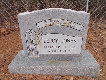 JONES, LEROY - Dallas County, Arkansas | LEROY JONES - Arkansas Gravestone Photos