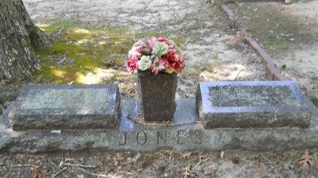JONES, MEMORIAL - Dallas County, Arkansas   MEMORIAL JONES - Arkansas Gravestone Photos