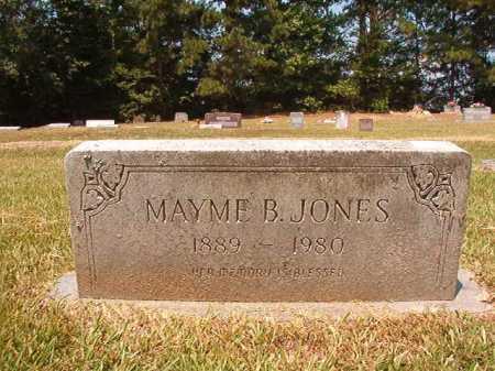 JONES, MAYME B - Dallas County, Arkansas | MAYME B JONES - Arkansas Gravestone Photos