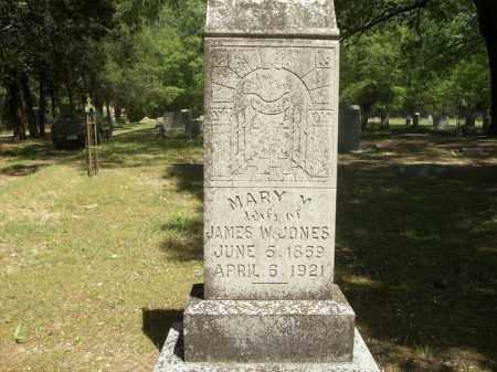 JONES, MARY M - Dallas County, Arkansas | MARY M JONES - Arkansas Gravestone Photos