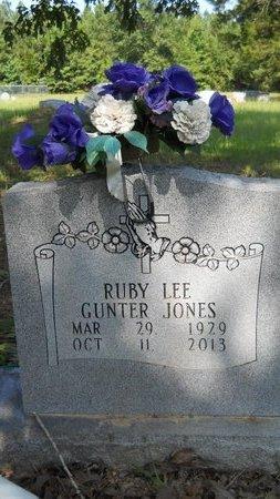 JONES, RUBY LEE (OBIT) - Dallas County, Arkansas | RUBY LEE (OBIT) JONES - Arkansas Gravestone Photos