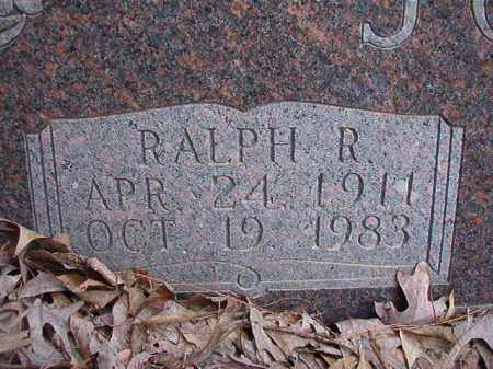 JONES, RALPH RAYMOND (CLOSE UP) - Dallas County, Arkansas | RALPH RAYMOND (CLOSE UP) JONES - Arkansas Gravestone Photos