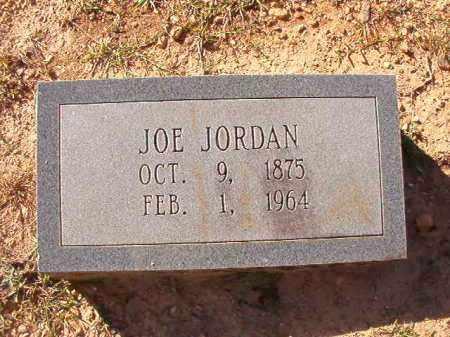 JORDAN, JOE - Dallas County, Arkansas | JOE JORDAN - Arkansas Gravestone Photos
