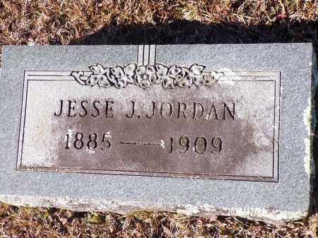 JORDAN, JESSE J - Dallas County, Arkansas | JESSE J JORDAN - Arkansas Gravestone Photos