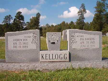 KELLOGG, EVA - Dallas County, Arkansas   EVA KELLOGG - Arkansas Gravestone Photos