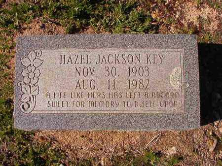 KEY, HAZEL - Dallas County, Arkansas | HAZEL KEY - Arkansas Gravestone Photos