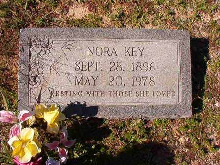 KEY, NORA - Dallas County, Arkansas   NORA KEY - Arkansas Gravestone Photos