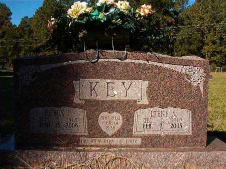 KEY, RUFUS CECIL - Dallas County, Arkansas | RUFUS CECIL KEY - Arkansas Gravestone Photos