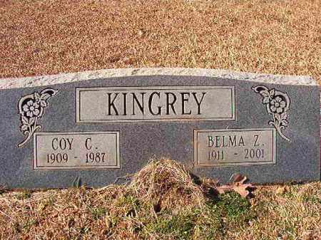 KINGREY, COY C - Dallas County, Arkansas | COY C KINGREY - Arkansas Gravestone Photos