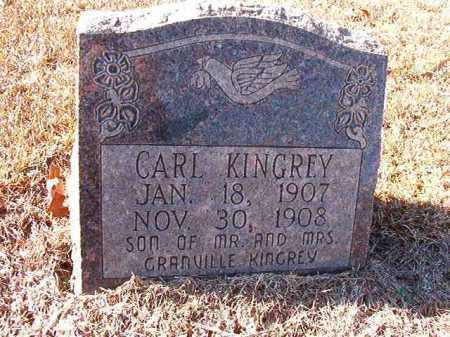 KINGREY, CARL - Dallas County, Arkansas | CARL KINGREY - Arkansas Gravestone Photos