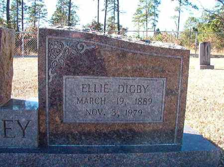 DIGBY KINGREY, ELLIE - Dallas County, Arkansas | ELLIE DIGBY KINGREY - Arkansas Gravestone Photos