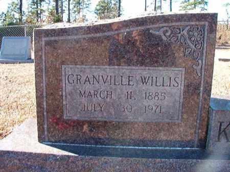 KINGREY, GRANVILLE WILLIS - Dallas County, Arkansas | GRANVILLE WILLIS KINGREY - Arkansas Gravestone Photos