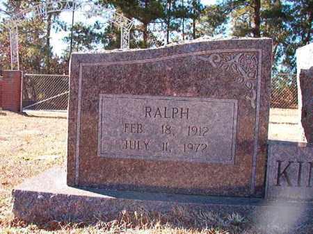 KINGREY, RALPH - Dallas County, Arkansas   RALPH KINGREY - Arkansas Gravestone Photos