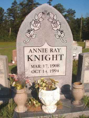 KNIGHT, ANNIE RAY - Dallas County, Arkansas   ANNIE RAY KNIGHT - Arkansas Gravestone Photos