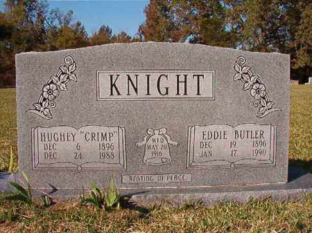 BUTLER KNIGHT, EDDIE - Dallas County, Arkansas | EDDIE BUTLER KNIGHT - Arkansas Gravestone Photos