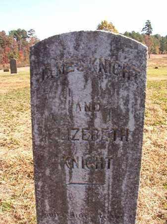 KNIGHT, JAMES - Dallas County, Arkansas | JAMES KNIGHT - Arkansas Gravestone Photos