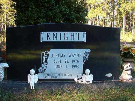 KNIGHT, JEREMY WAYNE - Dallas County, Arkansas | JEREMY WAYNE KNIGHT - Arkansas Gravestone Photos