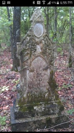 LAND, MARY A - Dallas County, Arkansas | MARY A LAND - Arkansas Gravestone Photos
