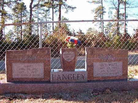 LANGLEY, ARCY - Dallas County, Arkansas   ARCY LANGLEY - Arkansas Gravestone Photos