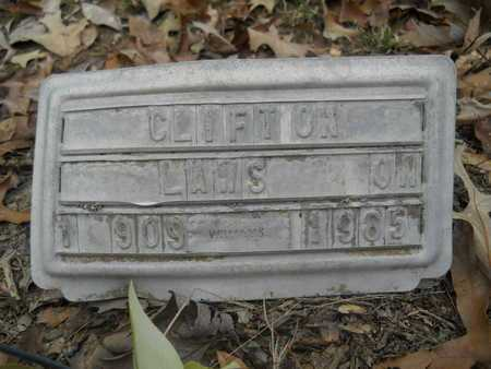 LAWSON, CLIFTON - Dallas County, Arkansas | CLIFTON LAWSON - Arkansas Gravestone Photos