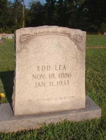 LEA, EDD - Dallas County, Arkansas   EDD LEA - Arkansas Gravestone Photos