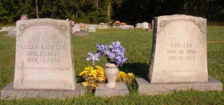 LEA, LILLER KATE - Dallas County, Arkansas | LILLER KATE LEA - Arkansas Gravestone Photos