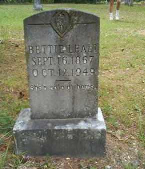 LEALI, BETTIE - Dallas County, Arkansas | BETTIE LEALI - Arkansas Gravestone Photos