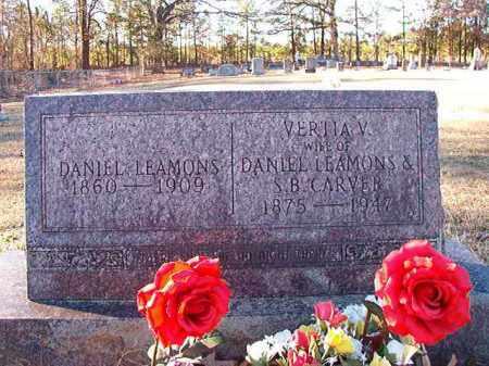 CARVER, VERTIA V - Dallas County, Arkansas | VERTIA V CARVER - Arkansas Gravestone Photos