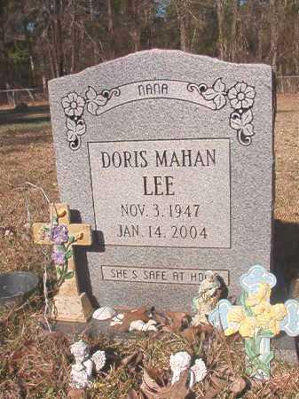 MAHAN LEE, DORIS - Dallas County, Arkansas   DORIS MAHAN LEE - Arkansas Gravestone Photos