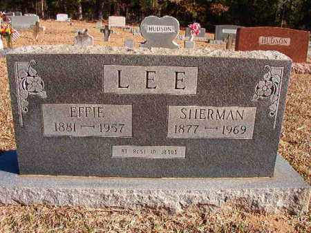 LEE, SHERMAN - Dallas County, Arkansas | SHERMAN LEE - Arkansas Gravestone Photos