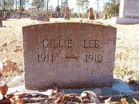 LEE, GILLIE - Dallas County, Arkansas | GILLIE LEE - Arkansas Gravestone Photos