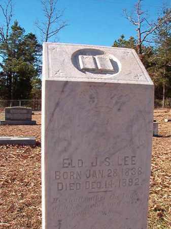 LEE, J S - Dallas County, Arkansas | J S LEE - Arkansas Gravestone Photos