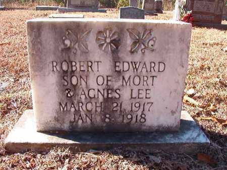 LEE, ROBERT EDWARD - Dallas County, Arkansas   ROBERT EDWARD LEE - Arkansas Gravestone Photos